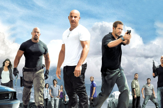 Fast and Furious 5 Wallpaper for Android, iPhone and iPad