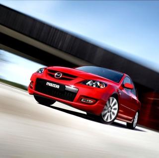 Mazda 3 Mps - Obrázkek zdarma pro iPad 2