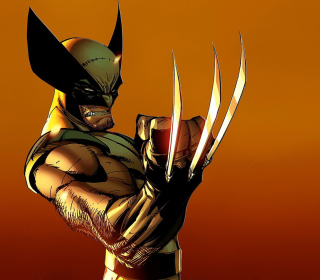 Wolverine - Obrázkek zdarma pro 208x208