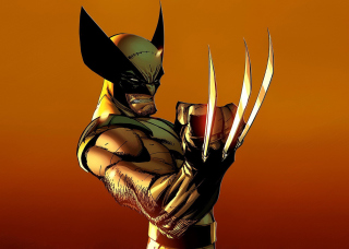 Wolverine - Obrázkek zdarma pro Samsung Galaxy Note 4