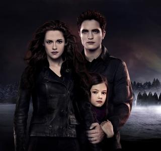 The Twilight Saga - Obrázkek zdarma pro iPad mini 2