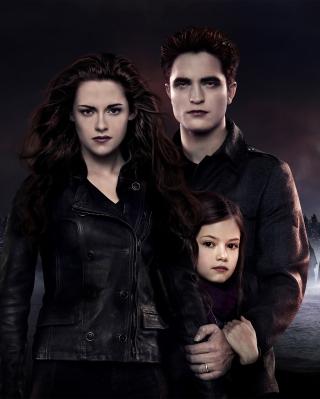 The Twilight Saga - Obrázkek zdarma pro Nokia C2-06