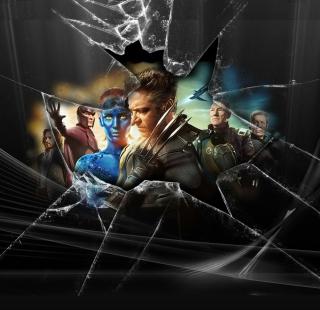 X-Men - Obrázkek zdarma pro iPad