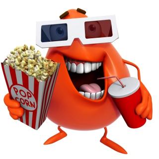 3d Film Monster - Obrázkek zdarma pro iPad 2