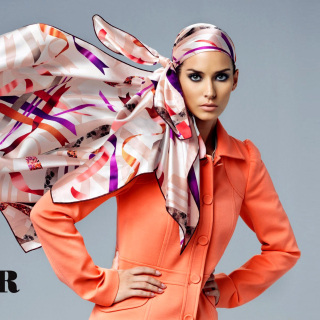 Aker Brand Poster - Obrázkek zdarma pro iPad 2