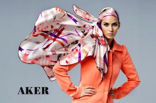 Aker Brand Poster - Obrázkek zdarma pro Nokia Asha 201