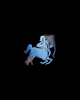 Sagitarius - Obrázkek zdarma pro iPhone 5C