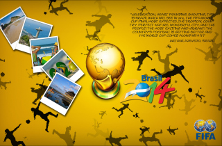 Free FIFA World Cup 2014 Brazil Picture for Android, iPhone and iPad