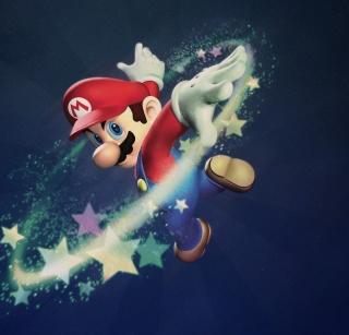 Super Mario - Obrázkek zdarma pro 1024x1024
