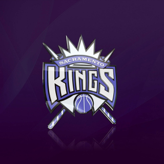 Sacramento Kings Logo - Obrázkek zdarma pro 1024x1024