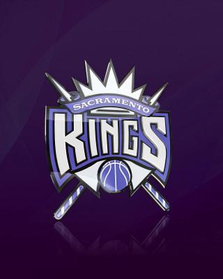 Sacramento Kings Logo - Obrázkek zdarma pro Nokia Asha 502