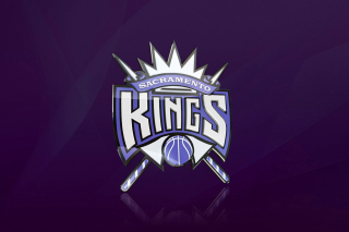 Sacramento Kings Logo Background for Android, iPhone and iPad