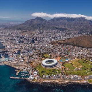 South Africa, Cape Town - Obrázkek zdarma pro iPad 2