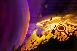 Kyuubi from Naruto - Obrázkek zdarma pro Android 640x480