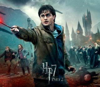 Harry Potter HP7 - Obrázkek zdarma pro iPad