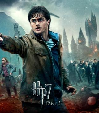 Harry Potter HP7 - Obrázkek zdarma pro Nokia X2-02