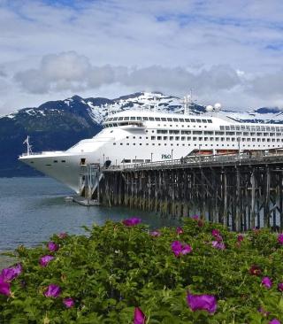 P&O Cruise - Obrázkek zdarma pro 176x220