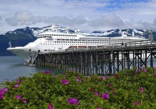 P&O Cruise - Obrázkek zdarma pro Desktop Netbook 1366x768 HD