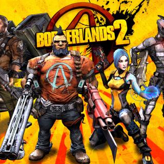Borderlands 2 - Obrázkek zdarma pro iPad mini 2