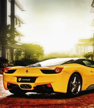 Ferrari 458 Italia - Obrázkek zdarma pro Nokia Asha 503