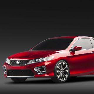 2017 Honda Accord Coupe - Obrázkek zdarma pro iPad