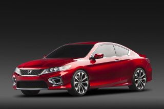 2017 Honda Accord Coupe Wallpaper for Android, iPhone and iPad