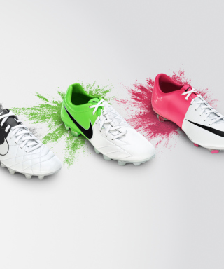 Nike - Clash Collection - Obrázkek zdarma pro Nokia 300 Asha