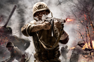 Call Of Duty Wallpaper for Android, iPhone and iPad