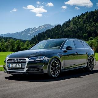 Audi A4 Avant - Obrázkek zdarma pro iPad