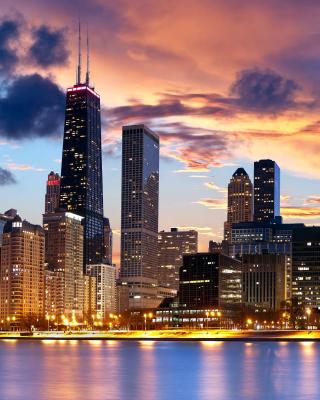 Illinois, Chicago - Obrázkek zdarma pro Nokia Lumia 610