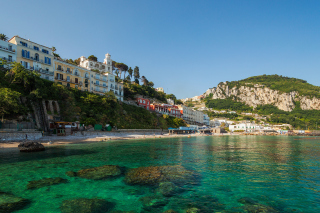 Anacapri Marina Grande Picture for Android, iPhone and iPad