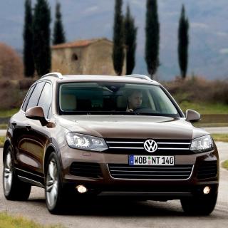 Volkswagen Tiguan, VW Tiguan - Obrázkek zdarma pro iPad