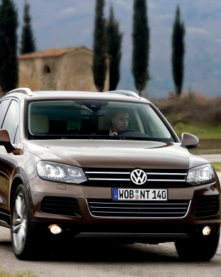 Volkswagen Tiguan, VW Tiguan - Obrázkek zdarma pro iPhone 6 Plus