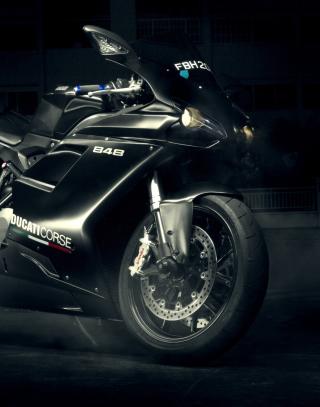 Ducati 848 EVO Corse - Obrázkek zdarma pro Nokia Asha 310