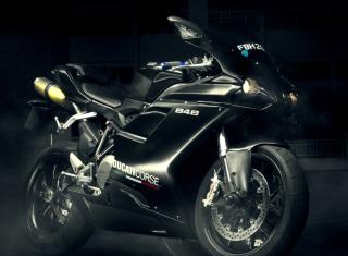 Ducati 848 EVO Corse - Obrázkek zdarma pro Nokia XL