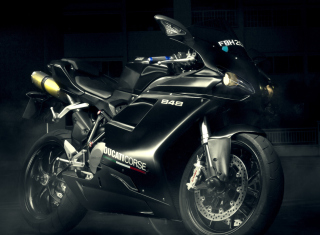 Ducati 848 EVO Corse - Obrázkek zdarma pro Samsung I9080 Galaxy Grand