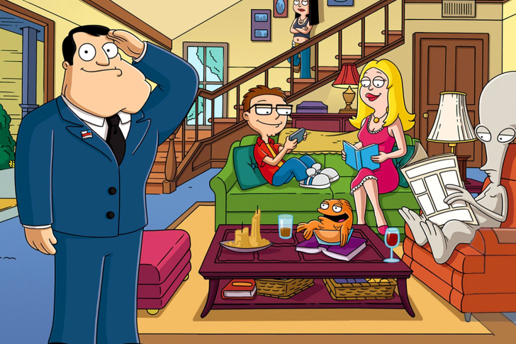 pics photos american dad wallpaper wallpapers