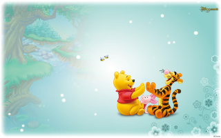 Winnie The Pooh Picture for Android, iPhone and iPad