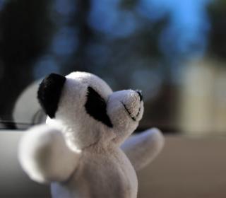 Happy Teddy Wants A Hug - Obrázkek zdarma pro iPad mini 2