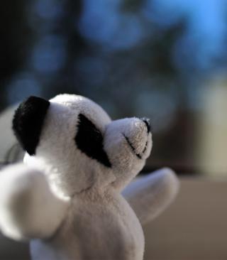 Happy Teddy Wants A Hug - Obrázkek zdarma pro iPhone 5S