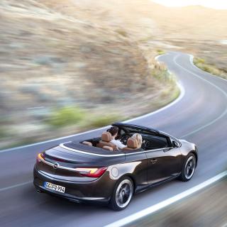 Opel Cascada - Obrázkek zdarma pro iPad Air