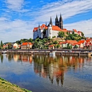 Meissen Germany Saxony - Obrázkek zdarma pro 2048x2048