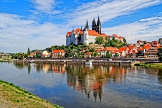 Meissen Germany Saxony - Obrázkek zdarma pro Widescreen Desktop PC 1600x900