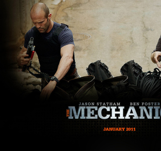 Mechanic - Obrázkek zdarma pro iPad mini