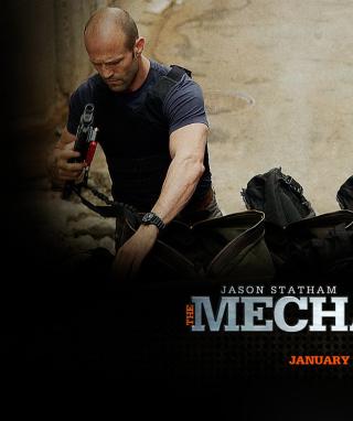 Mechanic - Obrázkek zdarma pro iPhone 5