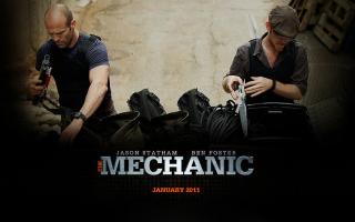 Mechanic - Obrázkek zdarma pro Sony Tablet S