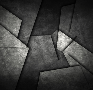 Black Chrome Tab - Obrázkek zdarma pro 320x320