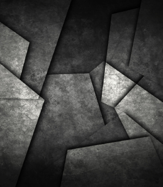 Black Chrome Tab - Obrázkek zdarma pro 132x176