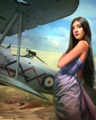 World of Warplanes sfondi gratuiti per Nokia Asha 306