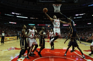 Free Nba Basketball Chicago Bulls Picture for Android, iPhone and iPad